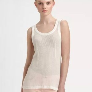Rag & Bone/knit ribbed tank
